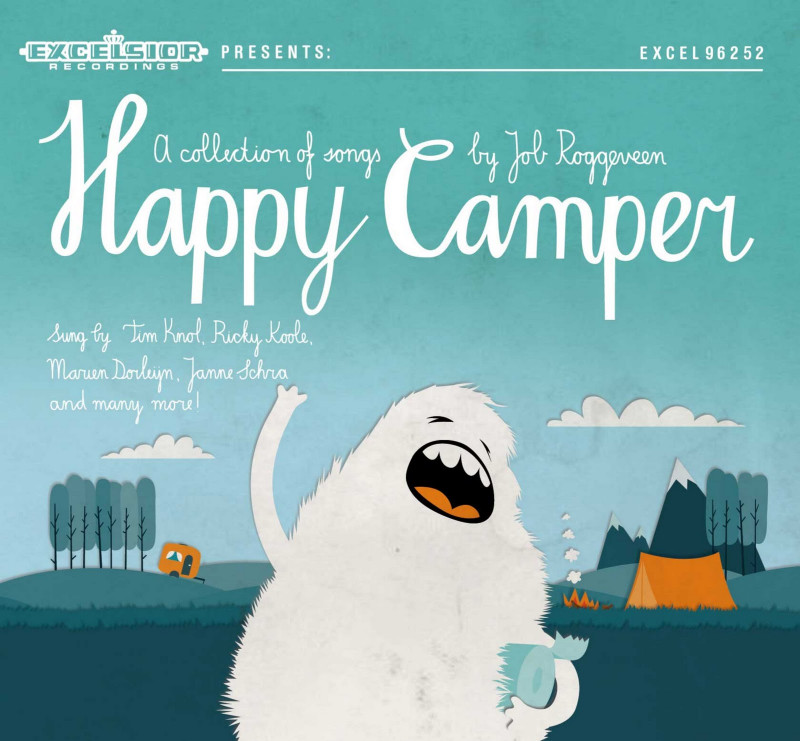 Happy Camper - official homepage